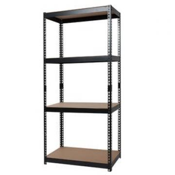 Industrial Storage Experts Bulk Rack Warehouse Metal Long Span Shelving