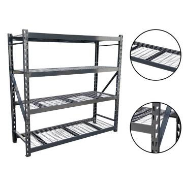 Adjustable Board Type Stainless Steel Wire Hanging Wall Mounted Shelving for Kitchen