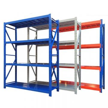 7 Tiers Industrial Chrome Plated Stackable Wire Shelving Units, 14 Inch Deep Wire Shelving