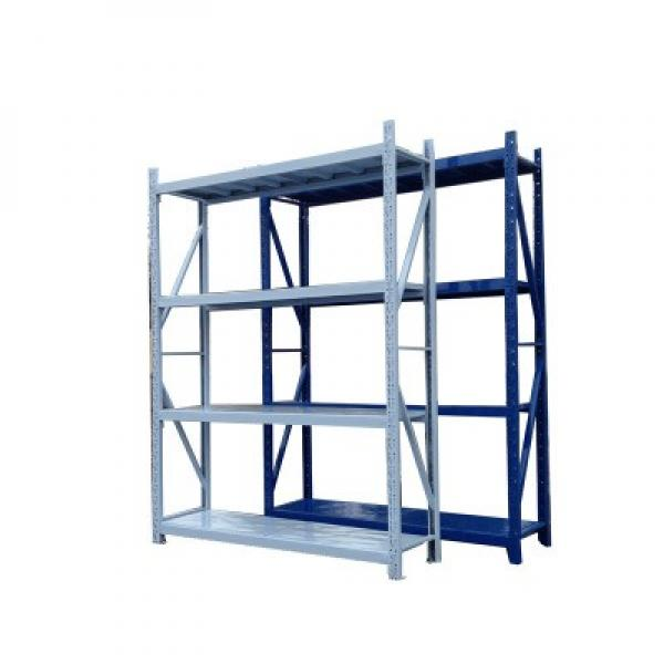 Mobile Chrome-Plated Hygienic Rack 5 Layers Restaurant Wire Shelving #1 image