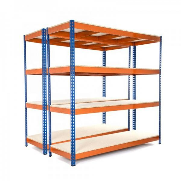 Industrial 4 Layers Hotel Restraurant Catering Kitchen Storage Equipment Steel Bakeware Wire Shelving Rack Shelf Factory for 20 Years #3 image