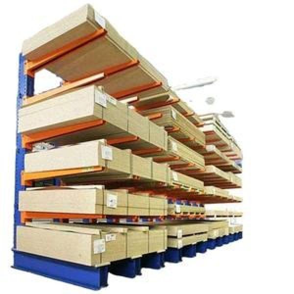 Double-Sided Configuration Heavy Cantilever Pallet Racks #3 image