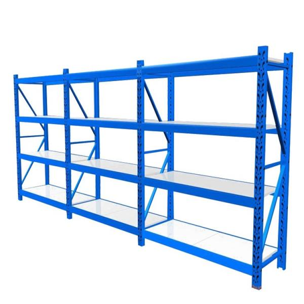 Free Stand Warehouse Equipment Shelves Fluent Flow Rolling Racking #1 image
