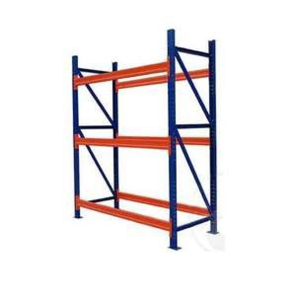 Free Stand Warehouse Equipment Shelves Fluent Flow Rolling Racking #3 image