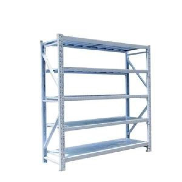 Free Stand Warehouse Equipment Shelves Fluent Flow Rolling Racking #2 image