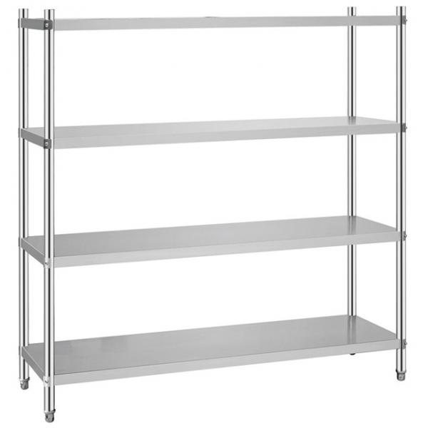 Whosale Commercial Heavy Duty Supermarket Shelves Store Display Rack #1 image